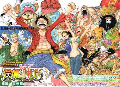 scan et épisode de One Piece / scan Fairy Tail et Bleach