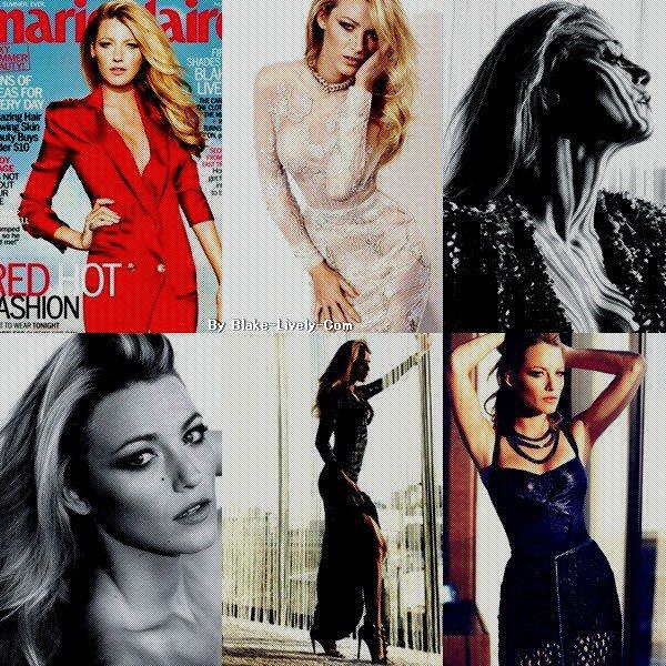 ♫ Ta Source Française # 1 Sur la Talentueuse Blake Lively ♫