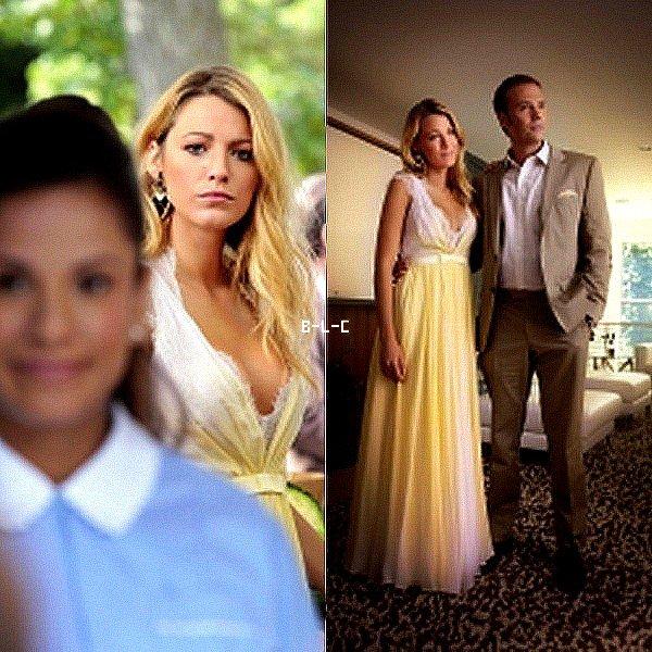 ϟ CANDID : 10/09/2012. Blake & son Mari, Rayn étaient au « Boone Hall Plantation & Gardens ». Vous pouvez voir la bague de mariage de Blake qui est vraiment magnifique *-*