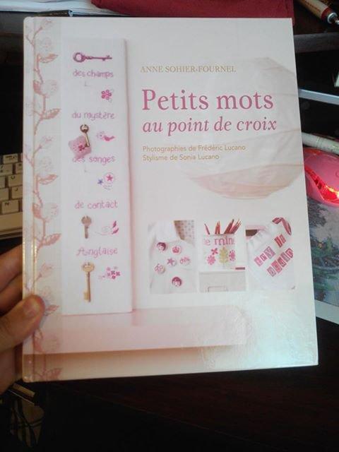 Nouveau livre