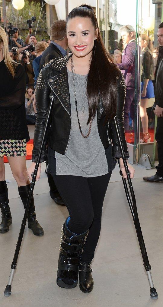 Style: Demi Lovato O5