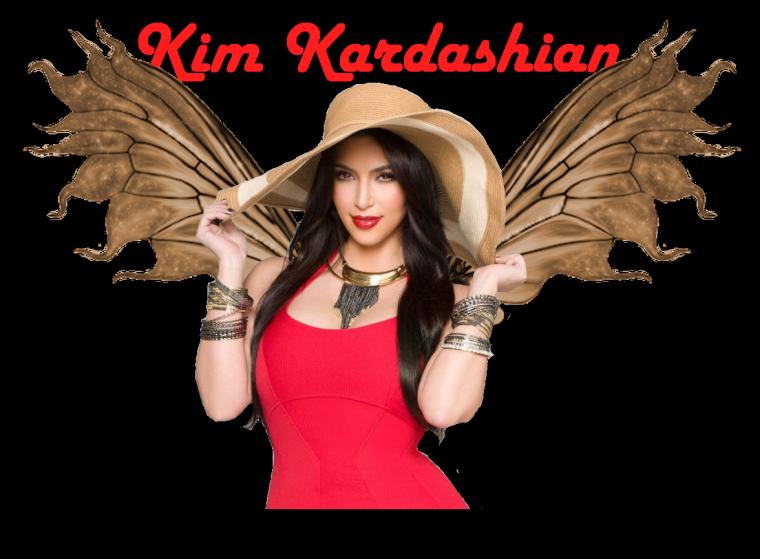 Style: Kim Kardashian O2