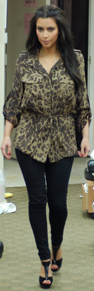 Style: Kim Kardashian O7