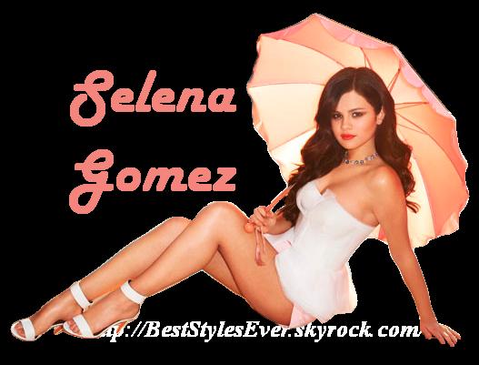 Robe: Selena Gomez O4