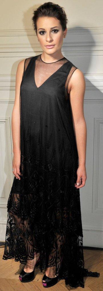Robe: Léa Michèle O2