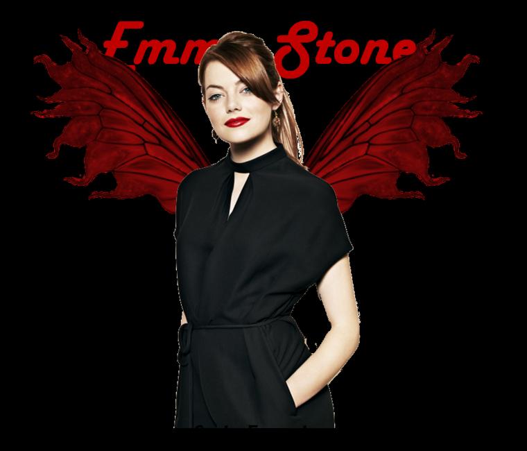 Robe: Emma Stone O2