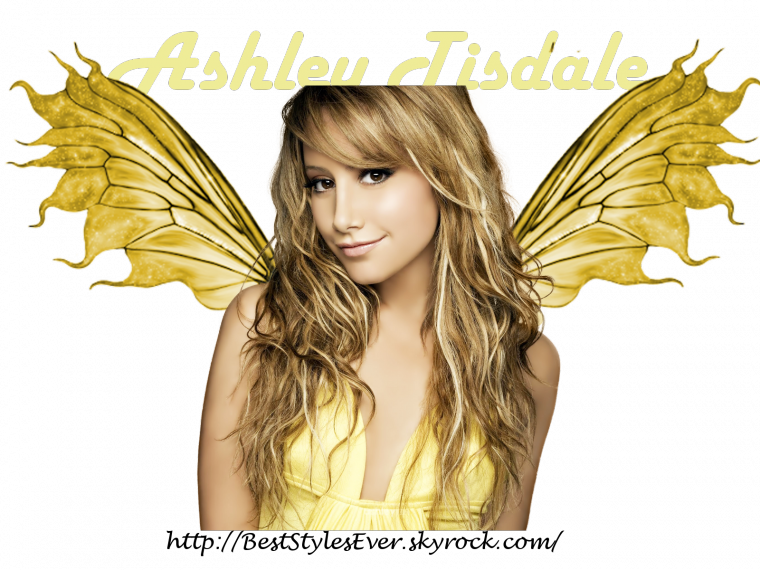 Maquillage: Ashley Tisdale O1