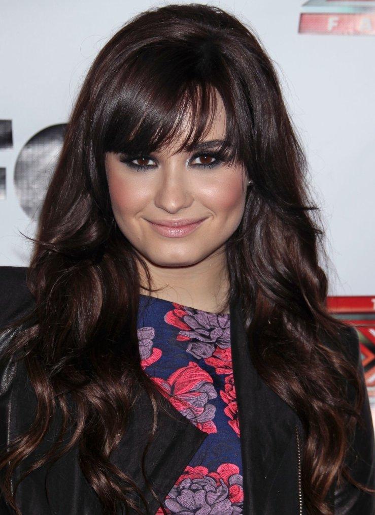 Coiffure: Demi Lovato O1