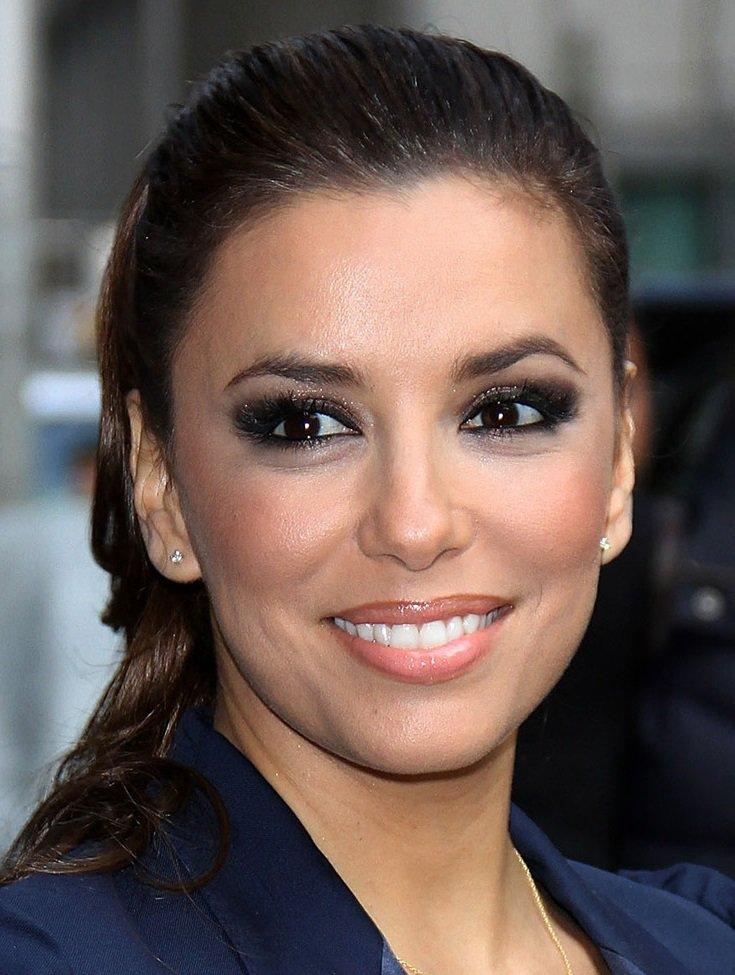Maquillage: Eva Longoria O3