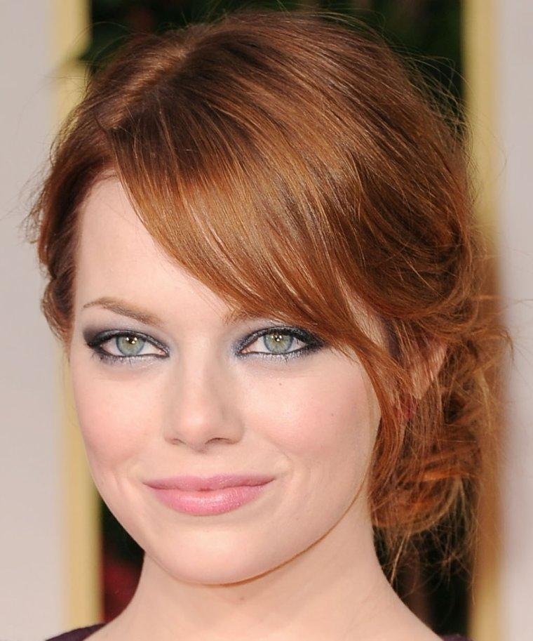 Maquillage: Emma Stone O1