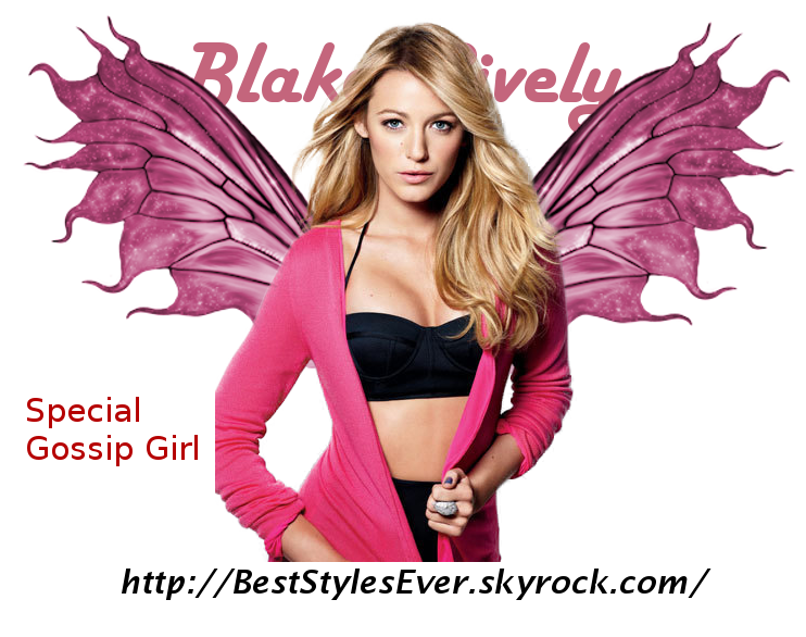 Robe: Blake Lively (Gossip Girl) O1