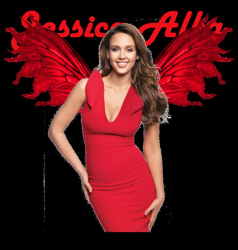 Robe: Jessica Alba O1