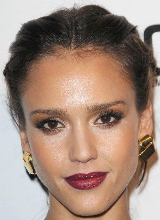 Maquillage: Jessica Alba O1