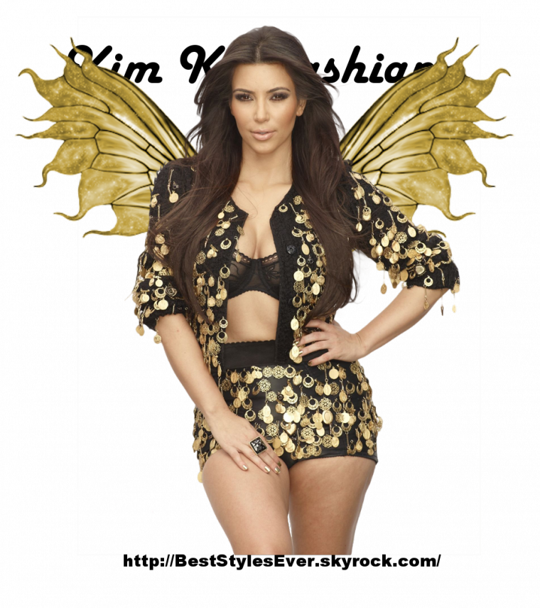 Maquillage: Kim Kardashian O3