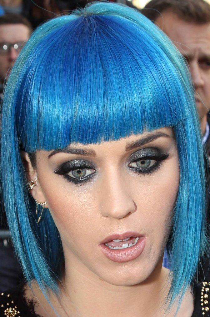 Maquillage: Katy Perry O1