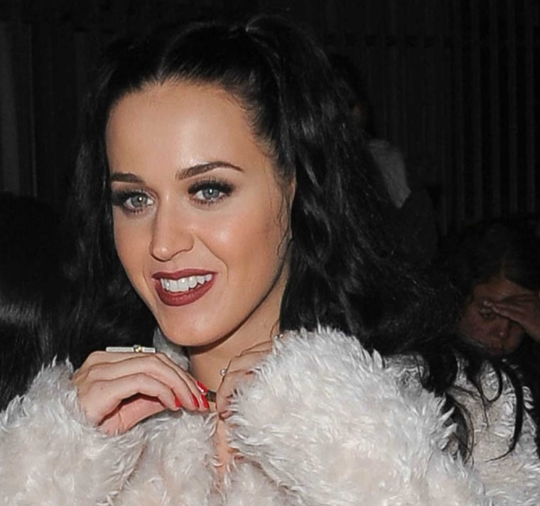 Coiffure: Katy Perry O1
