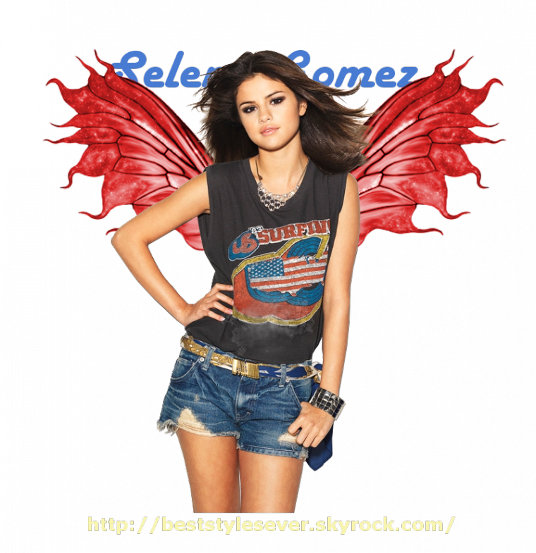 Maquillage: Selena Gomez O1