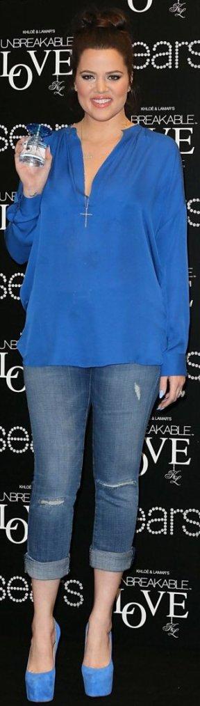 Style: Khloé Kardashian O1