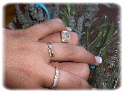 Nos fiançailles