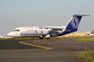 SN Brussels Airlines  RJ85  OO-DJR  10/06/2006