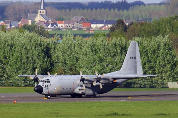 BELGIAN AIR FORCE  C-130  CH-05