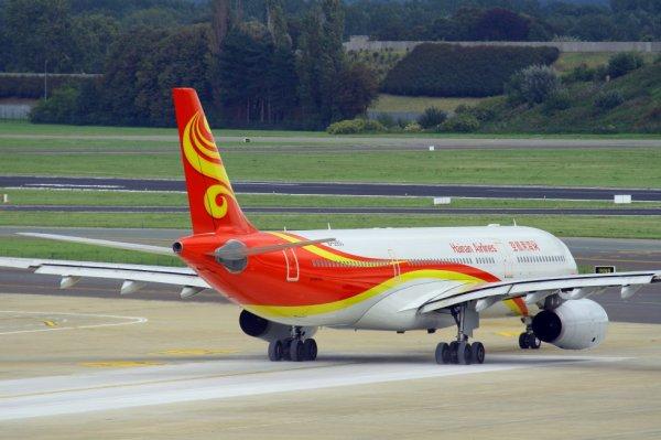 HAINAN AIRLINES  AIRBUS A330-300  B-5950