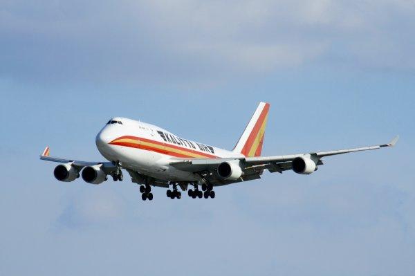KALITTA AIR CARGO  BOEING 747-400F  N741CK