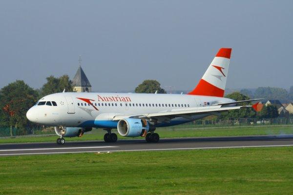 AUSTRIAN AIRLINES  AIRBUS A319-100  OE-LDD