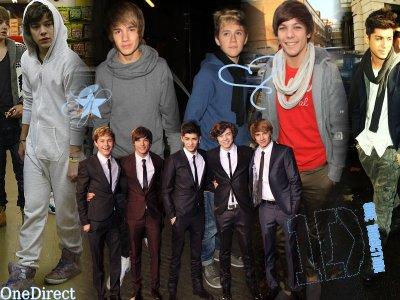 Ta Source Sur Le Groupe One Direction