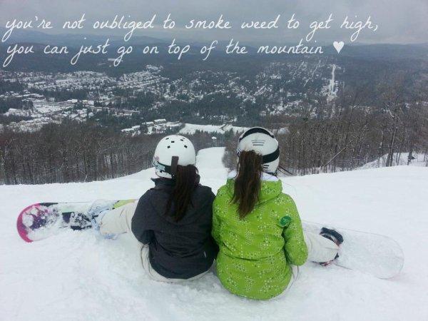 snowboard.♥