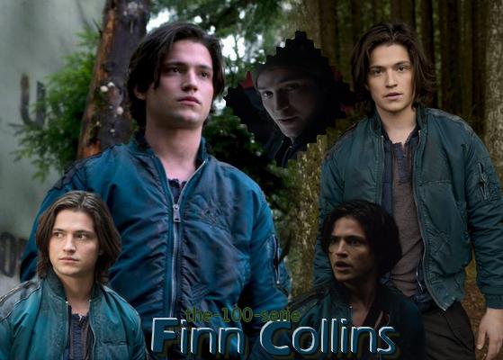 Présentation de Finn Collins.