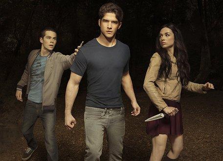 Teen Wolf une nouvelle série super chouette.