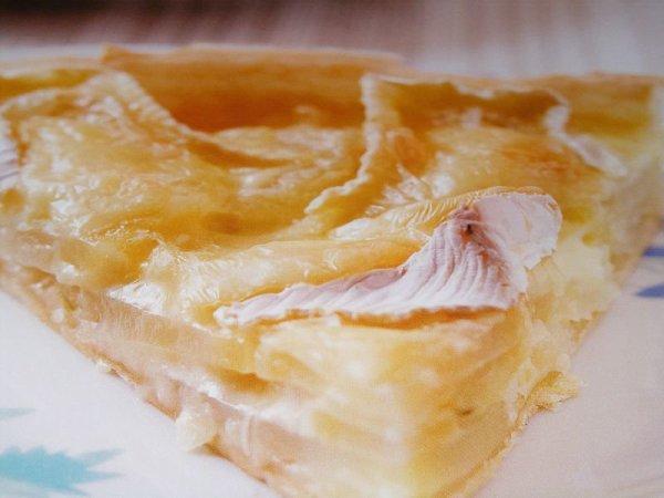 """"""" Tarte Pommes de Terre & Camembert """""""