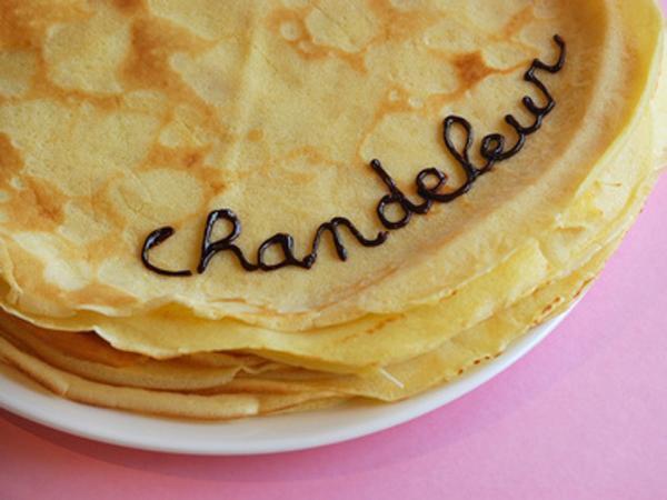 """"""" Pancakes aux Fruits Rouges ( Recette Spécial Chandeleur ) """""""