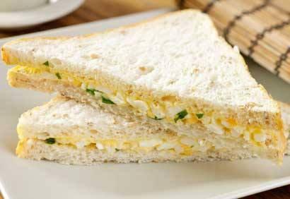 """"""" Sandwich aux Oeufs """""""