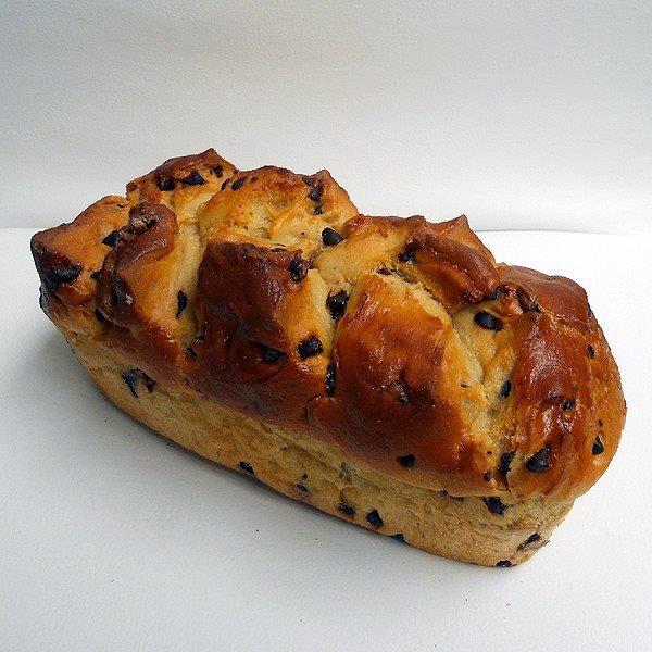 """"""" Brioche aux Pépites de Chocolat """""""