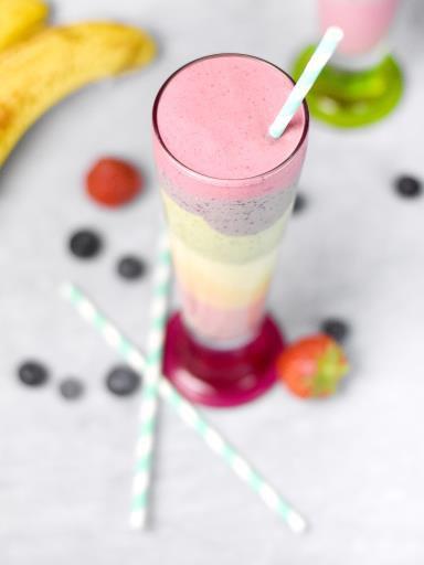 """"""" Rainbow smoothie """""""