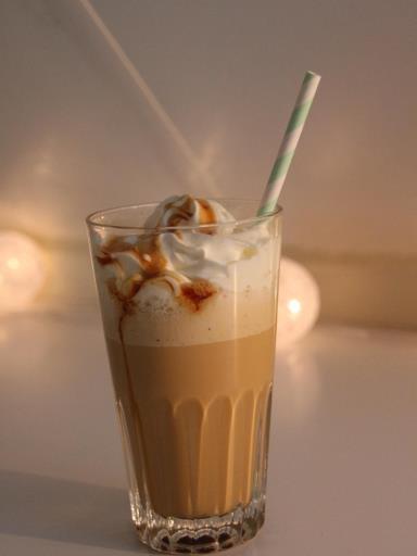 """"""" Frappuccino caramel """""""