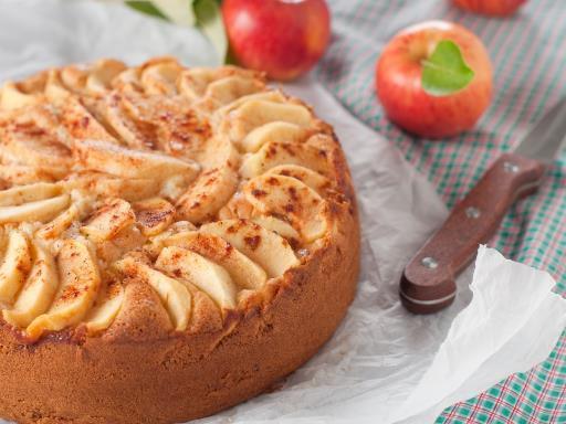 """"""" Moelleux aux pommes """""""