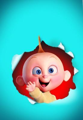 f9d0f11b47f20 Jack-Jack est le bébé de la famille Indestructible. À la fin du film