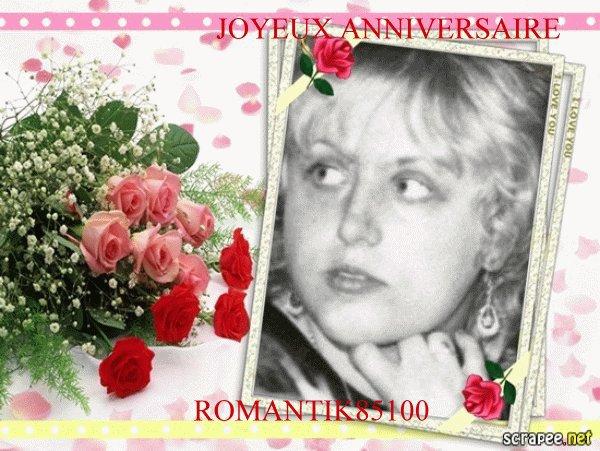 un cadeau de mon amie Romantik -MERCI-