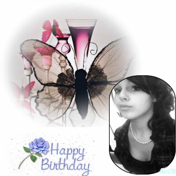 bon anniversaire Marina