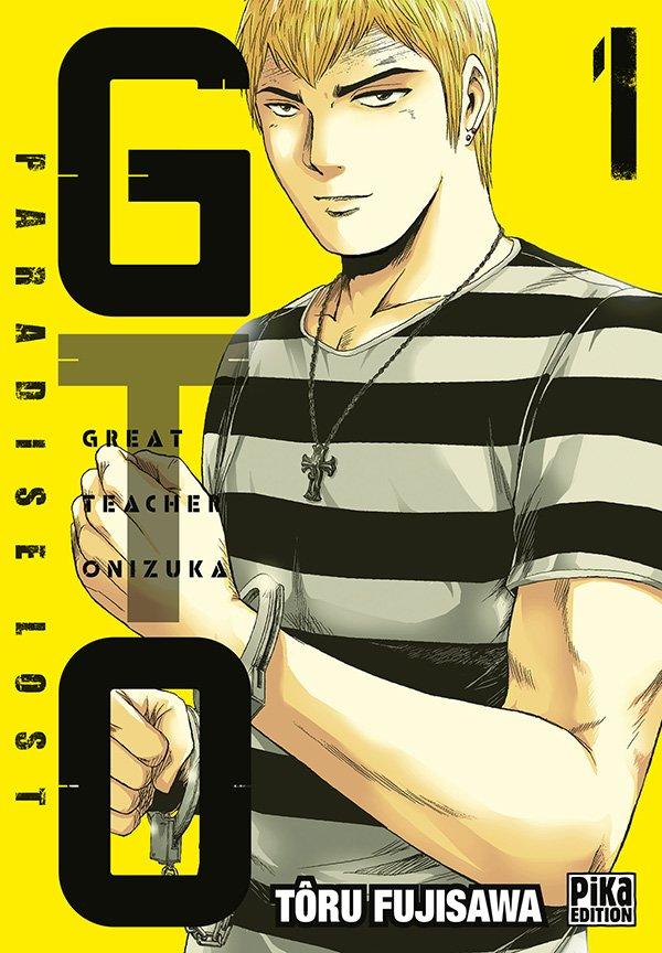 GTO un manga que j'adore :)