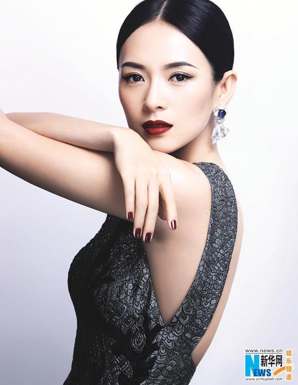 Zhang Ziyi une actrice que j'aimes beaucoup :)