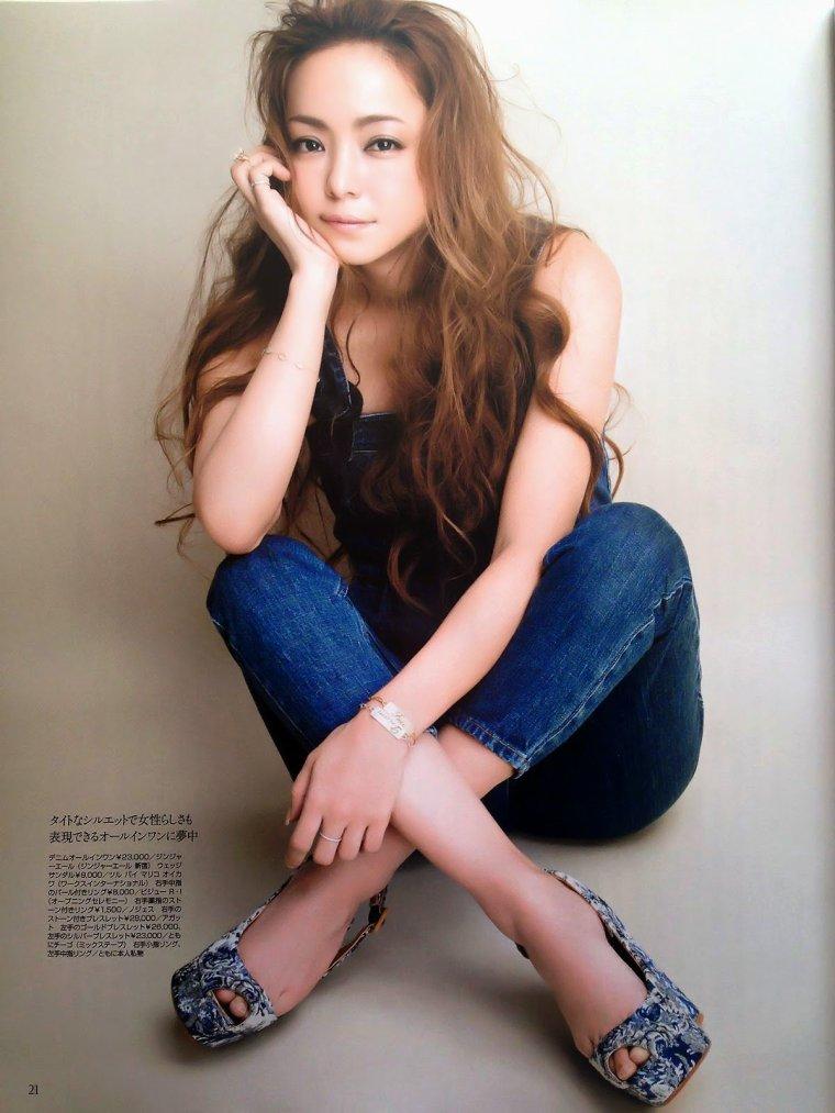 namie amuro la chanteuse que je préfère <3