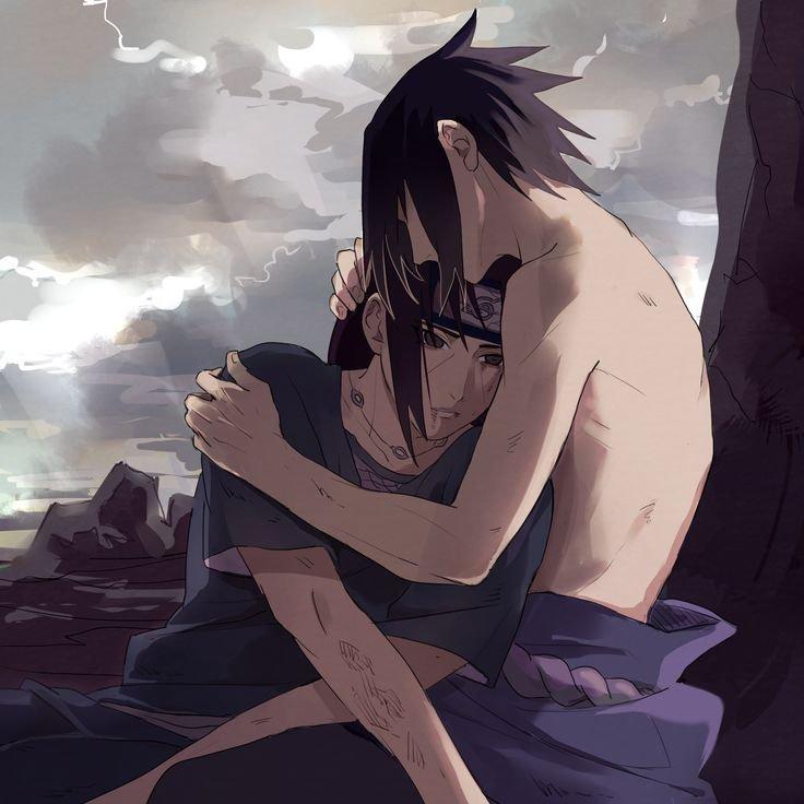 itachi sasuke :)