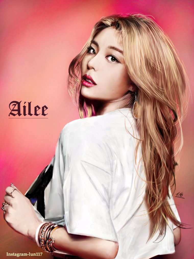 Ailee j'adore  cette fille