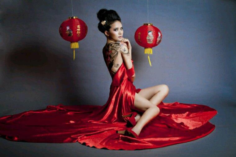 Geisha vous préférez laquelle ?
