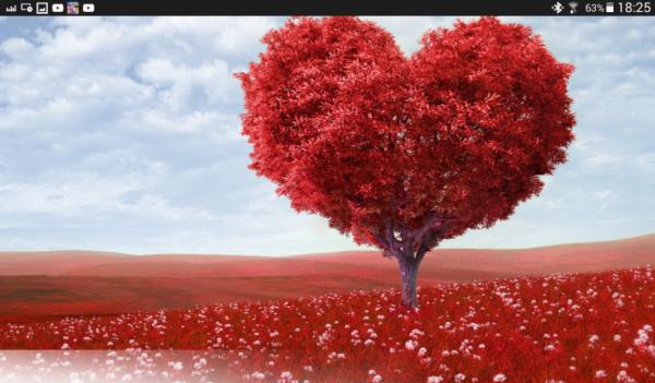 Un monde d'amour