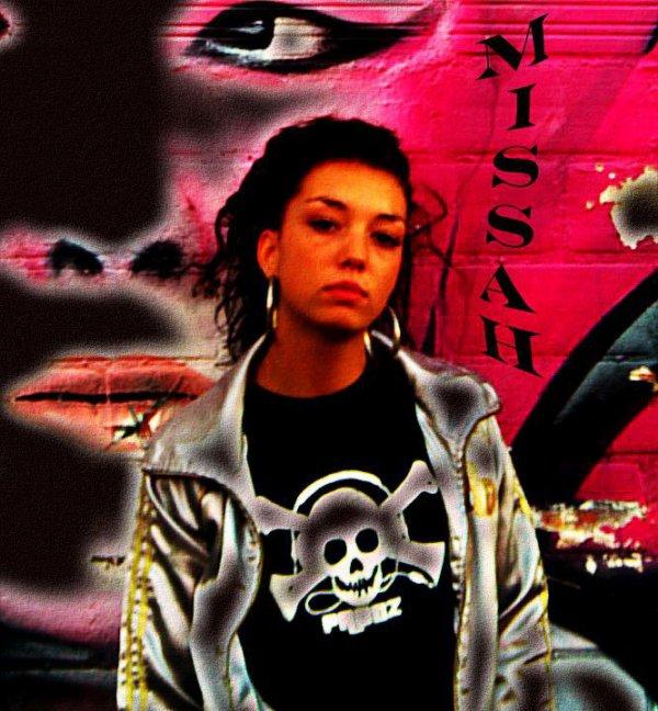 """La Rose Noire / Missah """" Arrête ton baratin """"          Version non mixé  (2010)"""